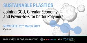 Sustainable Plastics Symposium 2021 - Banner 16:9